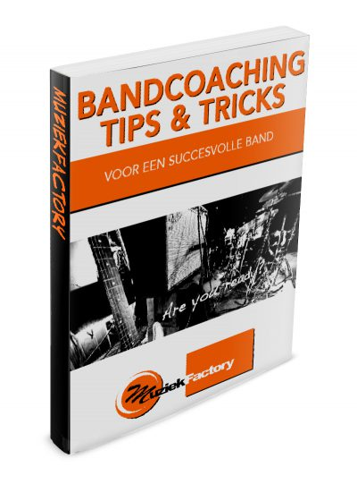 Bandcoaching Tips & Tricks e-book