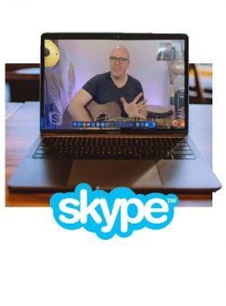 Skype sessie